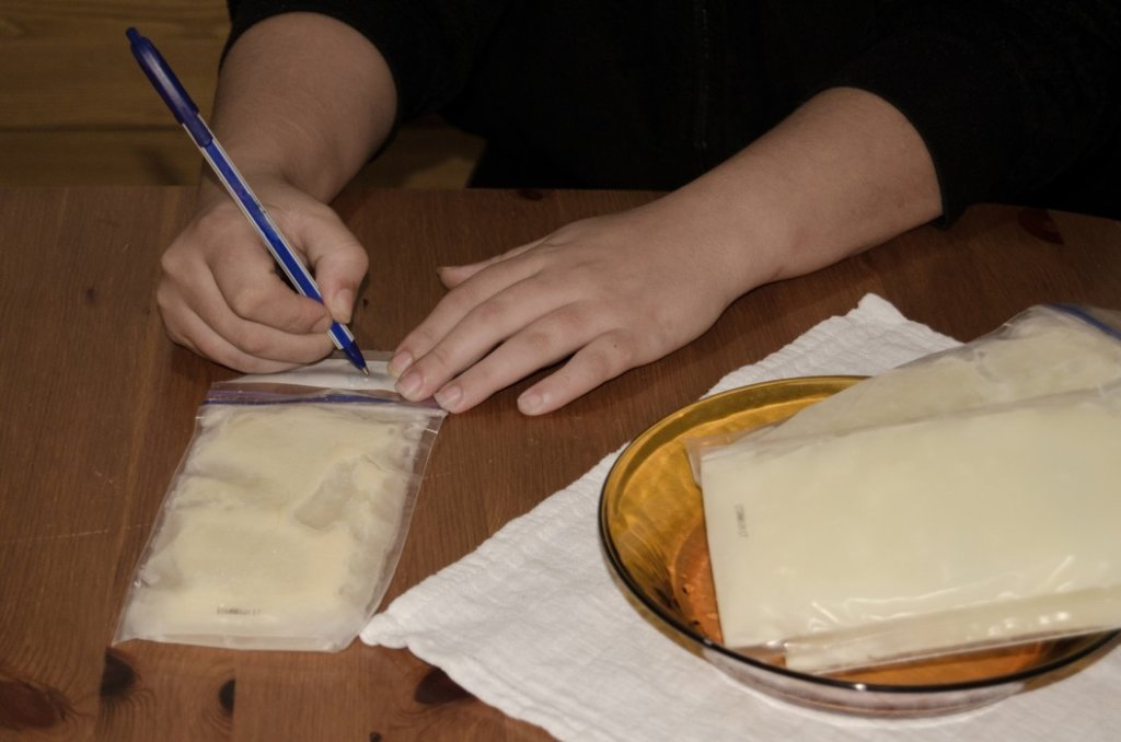 podgrijavanje izdojenog mlijeka